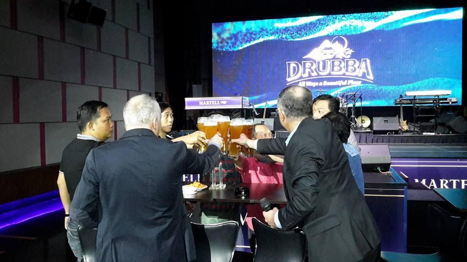 DRUBBA EVENT FEB 2017